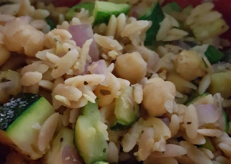New Secret Chickpeas & Orzo & Zucchini Free Download