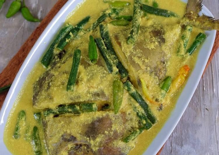 Resep Gulai ikan kuning Yang Mudah Endes