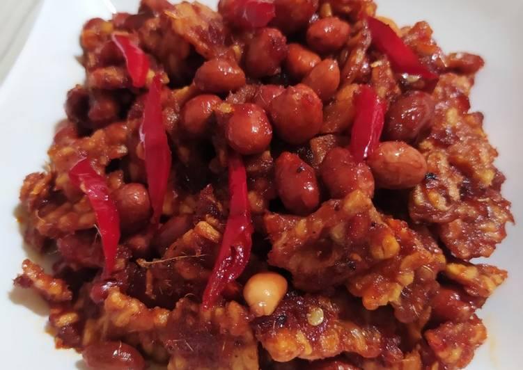 Kering Tempe Kacang