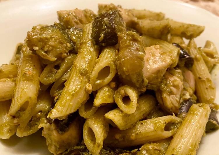 Recipe of Super Quick Homemade Basil Pesto