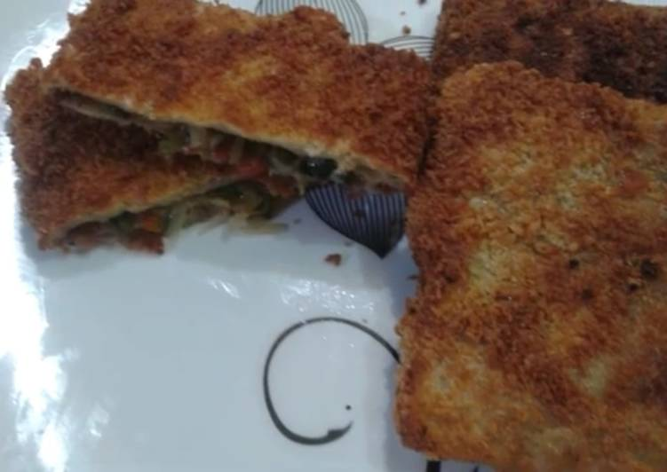 The Meals You Pick To Eat Will Certainly Effect Your Health Crispy Vegetable box patties (Ramadan special)