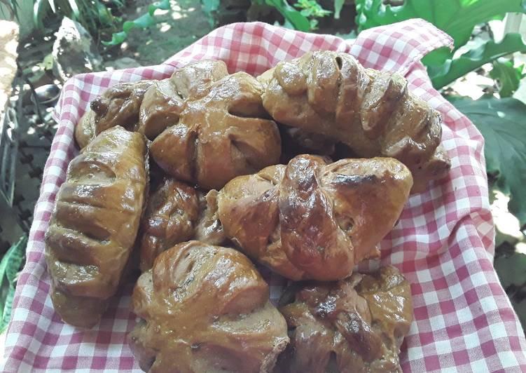 Roti Mocca Kopi