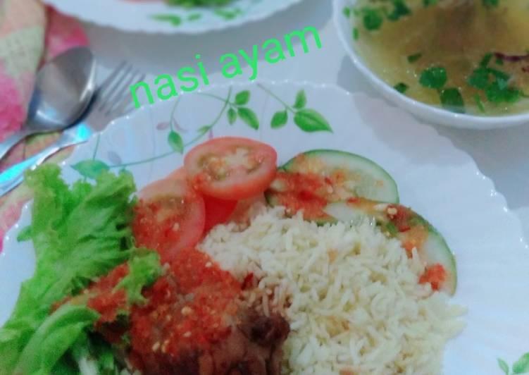 Nasi Ayam Madu Grill - velavinkabakery.com