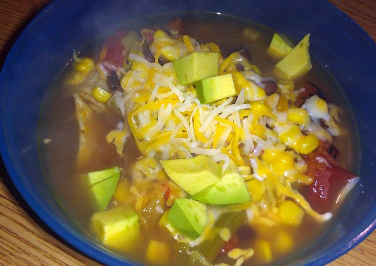 easy tortilla soup, Heart Friendly Foods You Should Eat