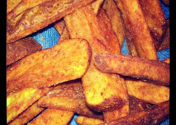 Lipton Onion Homemade French Fries