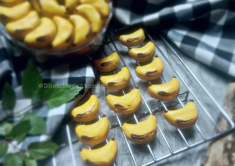 Banana cookies 🍌