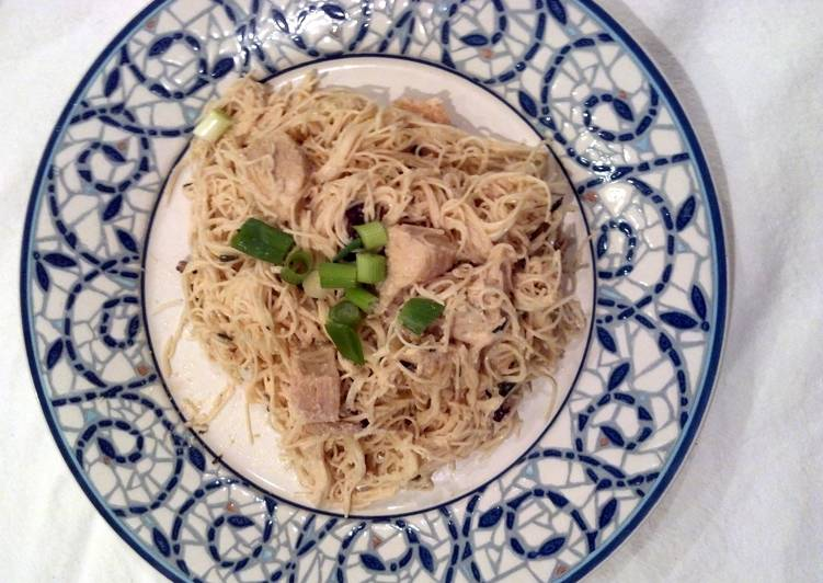 Recipe: Yummy Paleo Chicken Alfredo