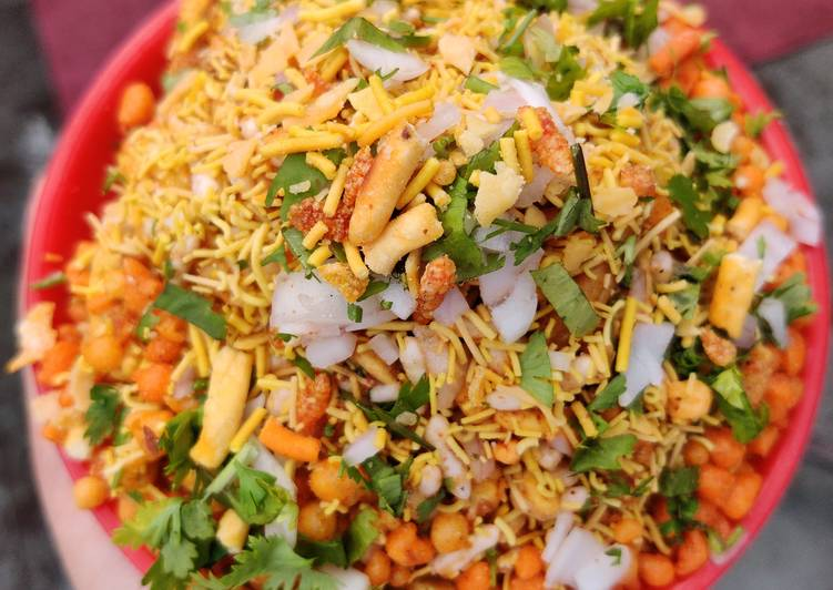 The Best Dinner Easy Award Winning Bhel Puri - Simple Reciepe