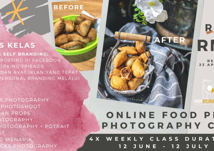 Online Phone Photography Class | RM35 | 4x Kelas Mingguan