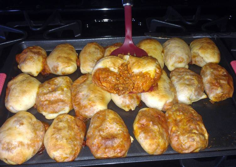 Sloppy Joe Puffs