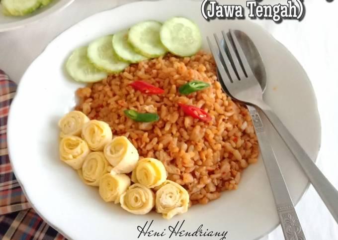 Nasi Goreng Kampung(Jawa Tengah)