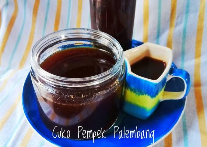 Cuko Pempek Palembang