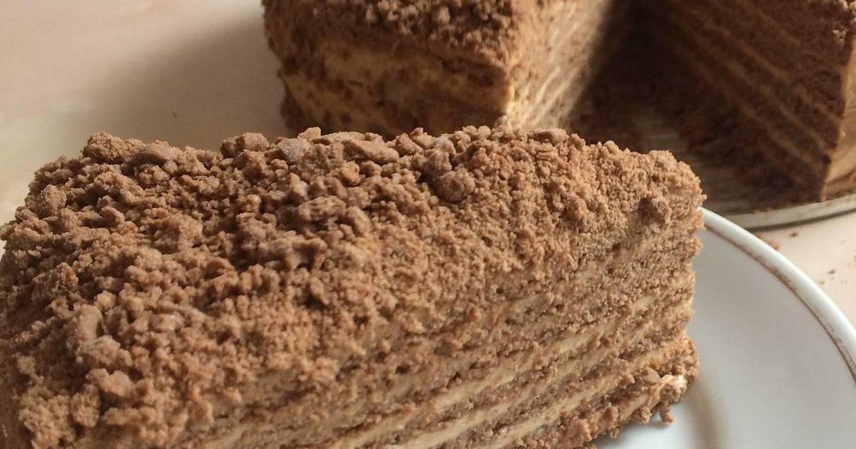 данном выпуске медовик шоколадный рецепт фото пошагово брата ушли фронт