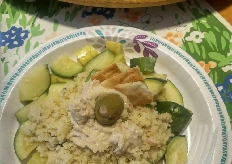 Recipe: Delicious Spiffy Squash Plate