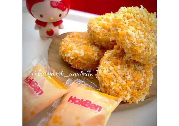 Resep Shrimp Roll ala Hokben (MPASI 1Y+)