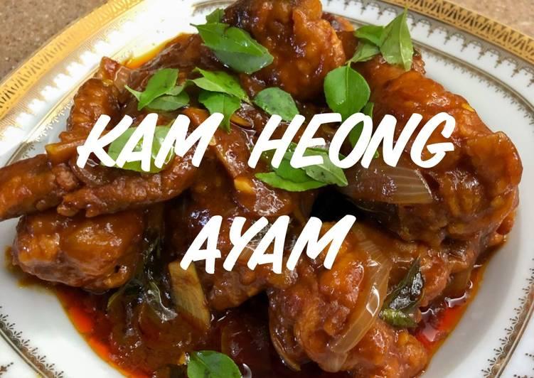 Kam Heong Ayam Sepantas Kilat ⚡️ - velavinkabakery.com