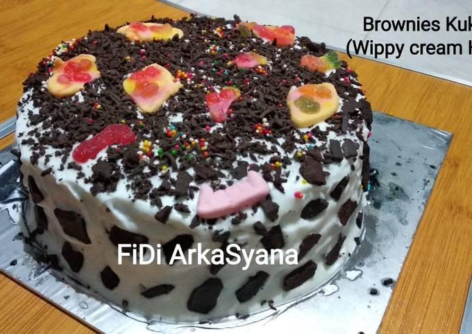 Brownies Kukus (W31)