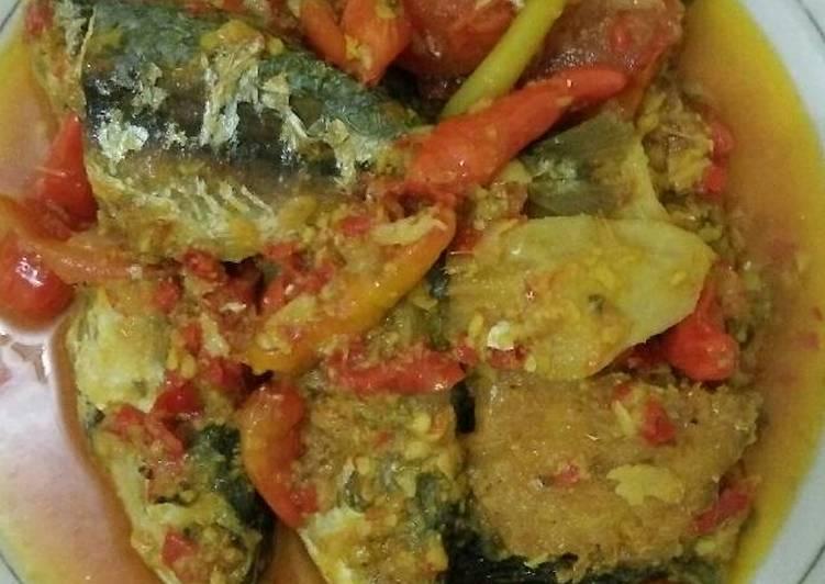 Pesmol Ikan Kembung dan Ikan Mas (Mix)