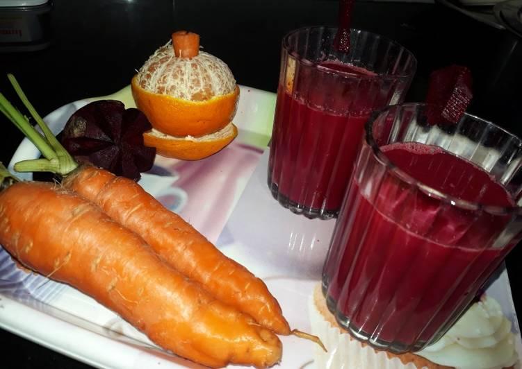 Recipe of Award-winning Beetroot juice