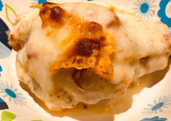 Recipe of Heston Blumenthal Cool Ranch Doritos Baked Chicken 🐔