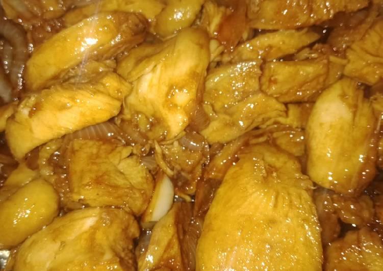 Ayam Goreng Mentega
