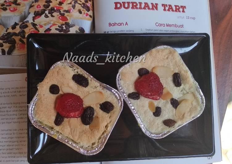 Resep Durian Tart Kusukangemil Oleh Naads Kitchen Cookpad