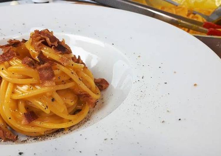 Comment Cuisiner 🇮🇹Carbonara da resuscità li morti