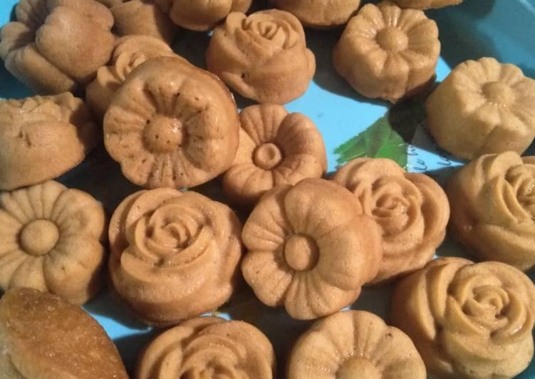 cara masak Bolu karamel gula pasir - Sajian Dapur Bunda