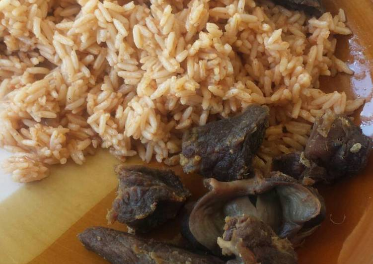 Step-by-Step Guide to Prepare Perfect Jollof rice