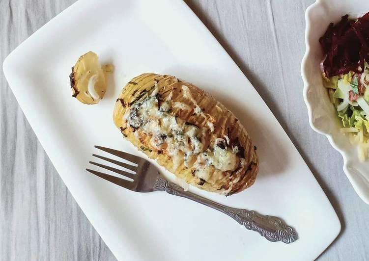 recette Pommes de terre au four Le plus simple