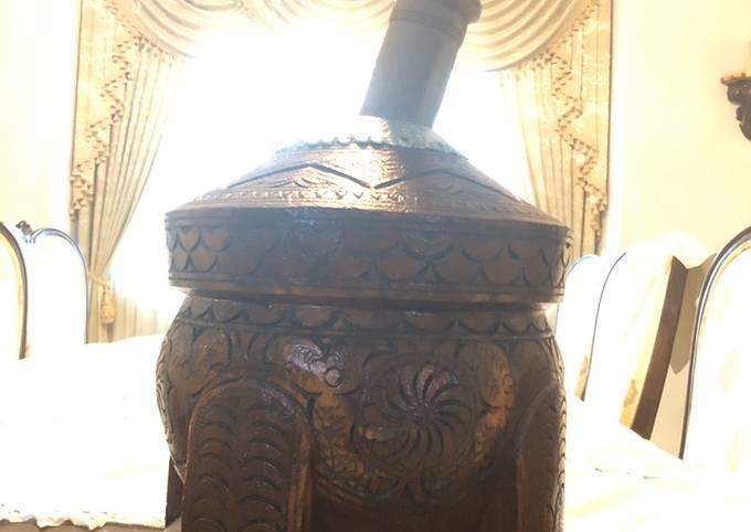 Jordanian Bedouin (مهباش)Coffee Grinder