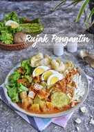 18 Resep Rujak Pengantin Enak Dan Sederhana Cookpad