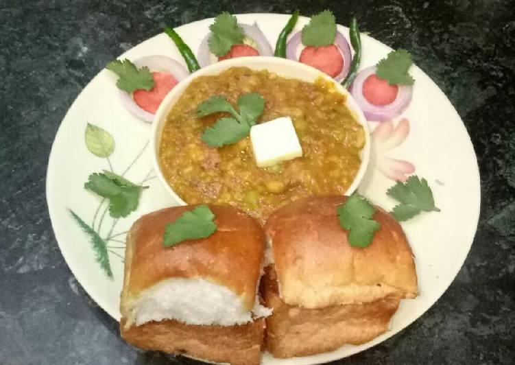 Butter Pao bhaji