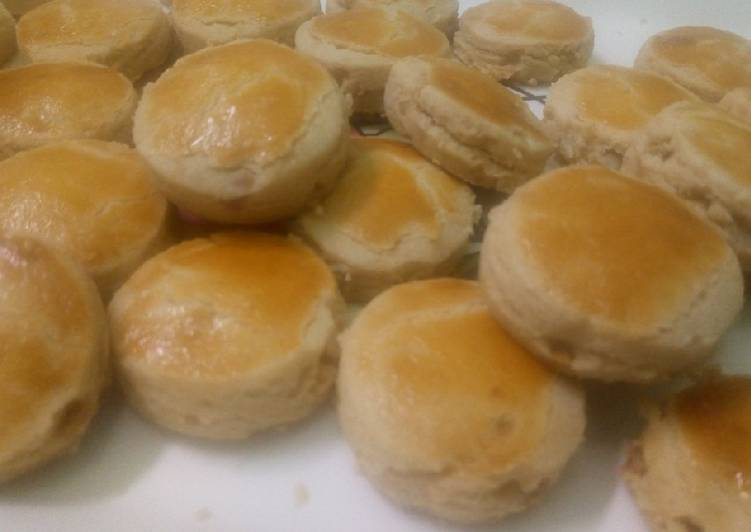 Kue kacang skippy chunky simple #recommended