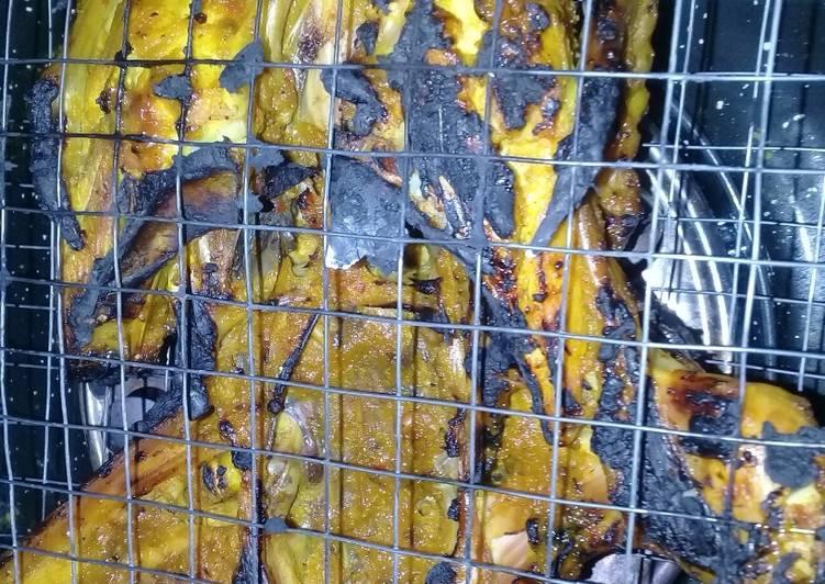 Resep Ayam bakar taliwang, Enak Banget