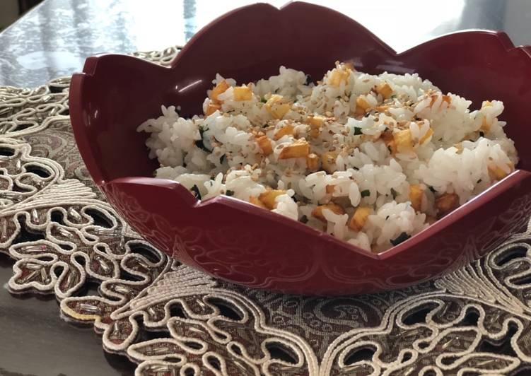 Simple Way to Make Award-winning My mother's Potato Rice
