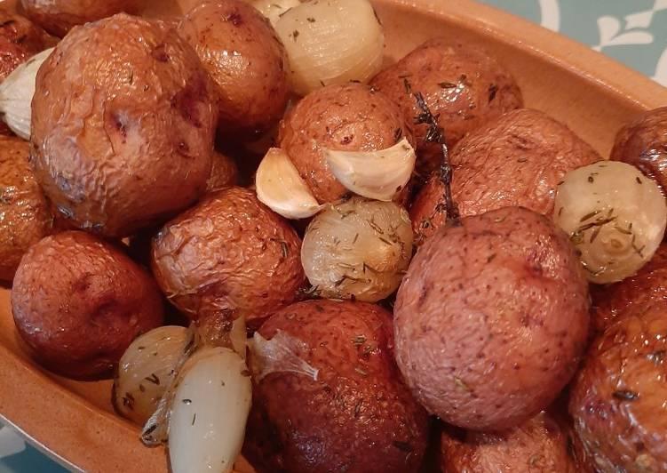 Patatas arrugás