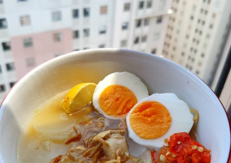 Resep Soto Bandung Yang Simple Bikin Nagih