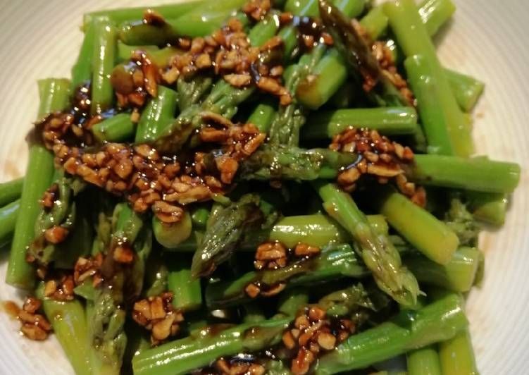 Recipe of Favorite Sauteed Asparagus