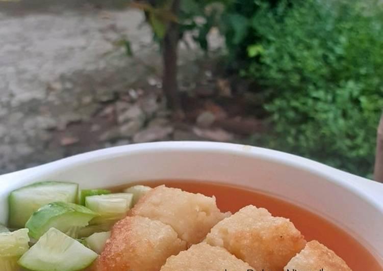 Resep Pempek Dos Nasi, Enak Banget
