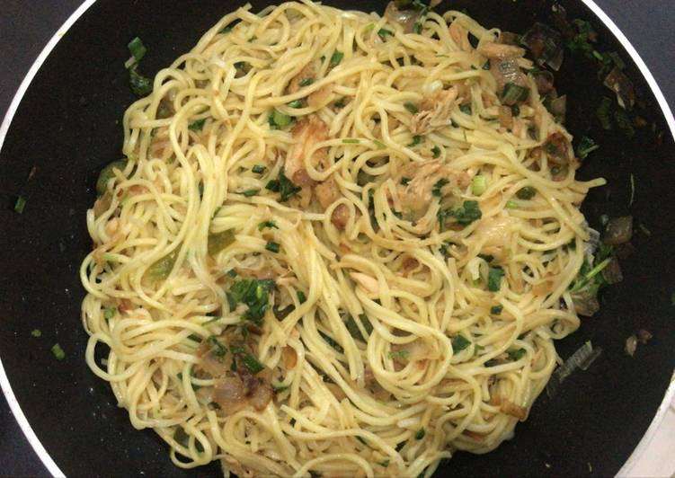Recipe: Perfect Quick Dinner Noodles