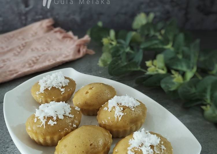 Apam Gula Melaka - resepipouler.com