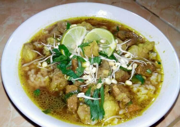 Resep Rawon Daging Sapi Oleh Diana Amatiran Chef Cookpad