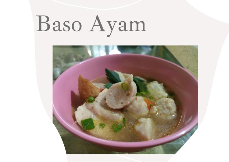 Baso Ayam