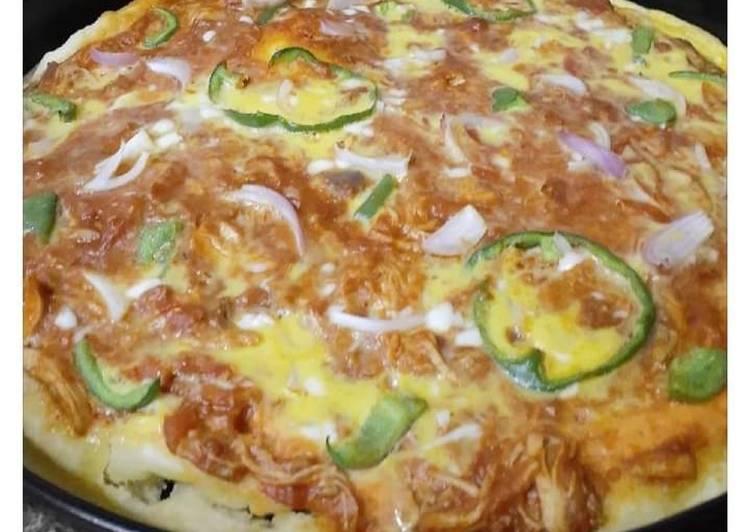 How to Prepare Quick Pizza
