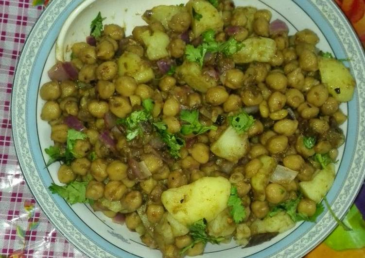 What is Dinner Ideas Spring Chana CHAAT