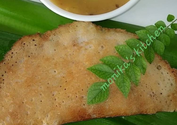 Step-by-Step Guide to Make Super Quick Homemade South Indian Dosa