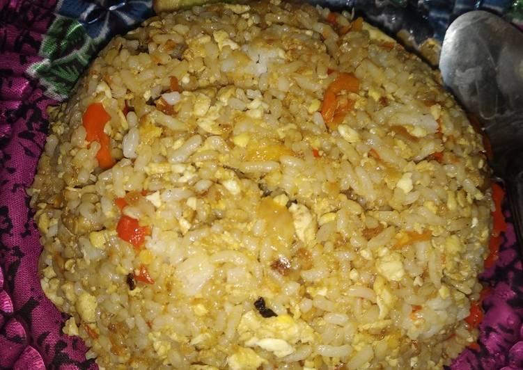 Resep Nasi Goreng Ala Rempong Bikin Laper