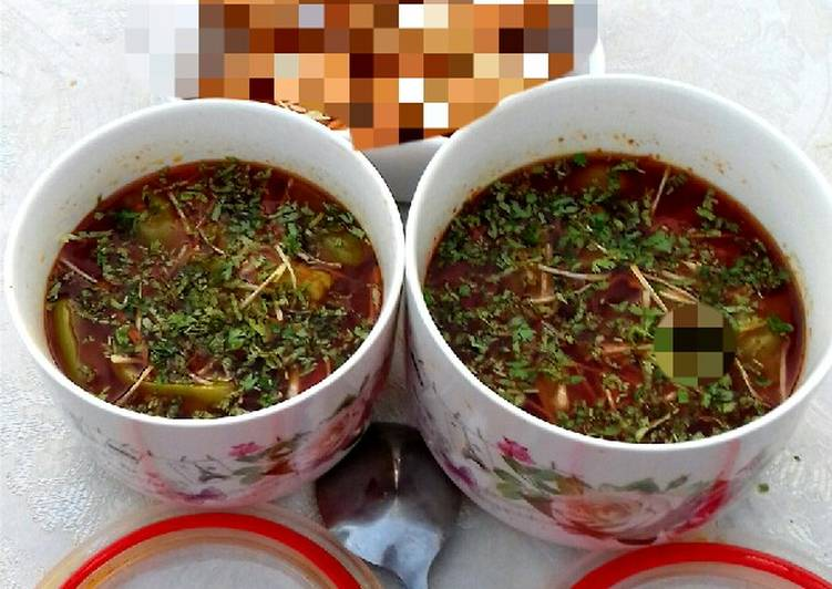 30 Minute How to Make Vegan BBQ Chicken Kabab Karhai