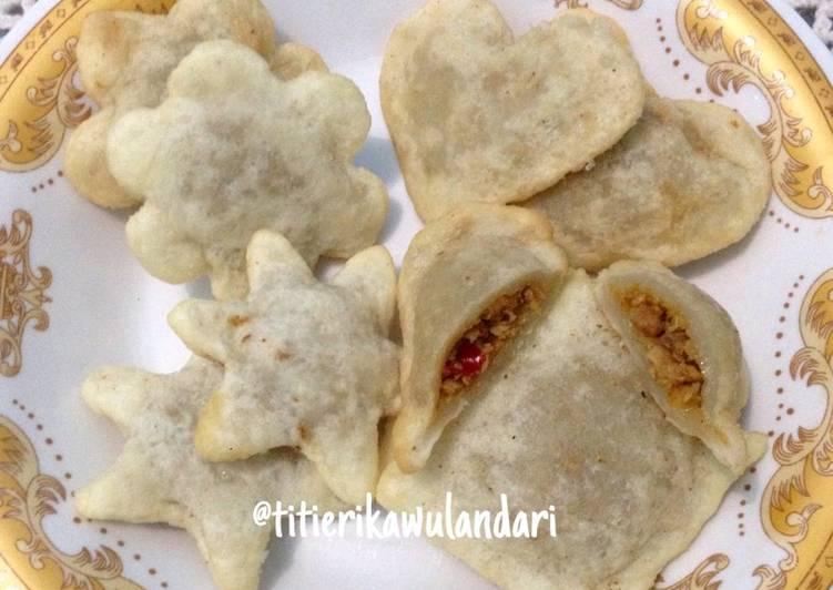 cireng isi ayam pedas %E2%9D%A4%EF%B8%8F foto resep utama Resep Indonesia CaraBiasa.com